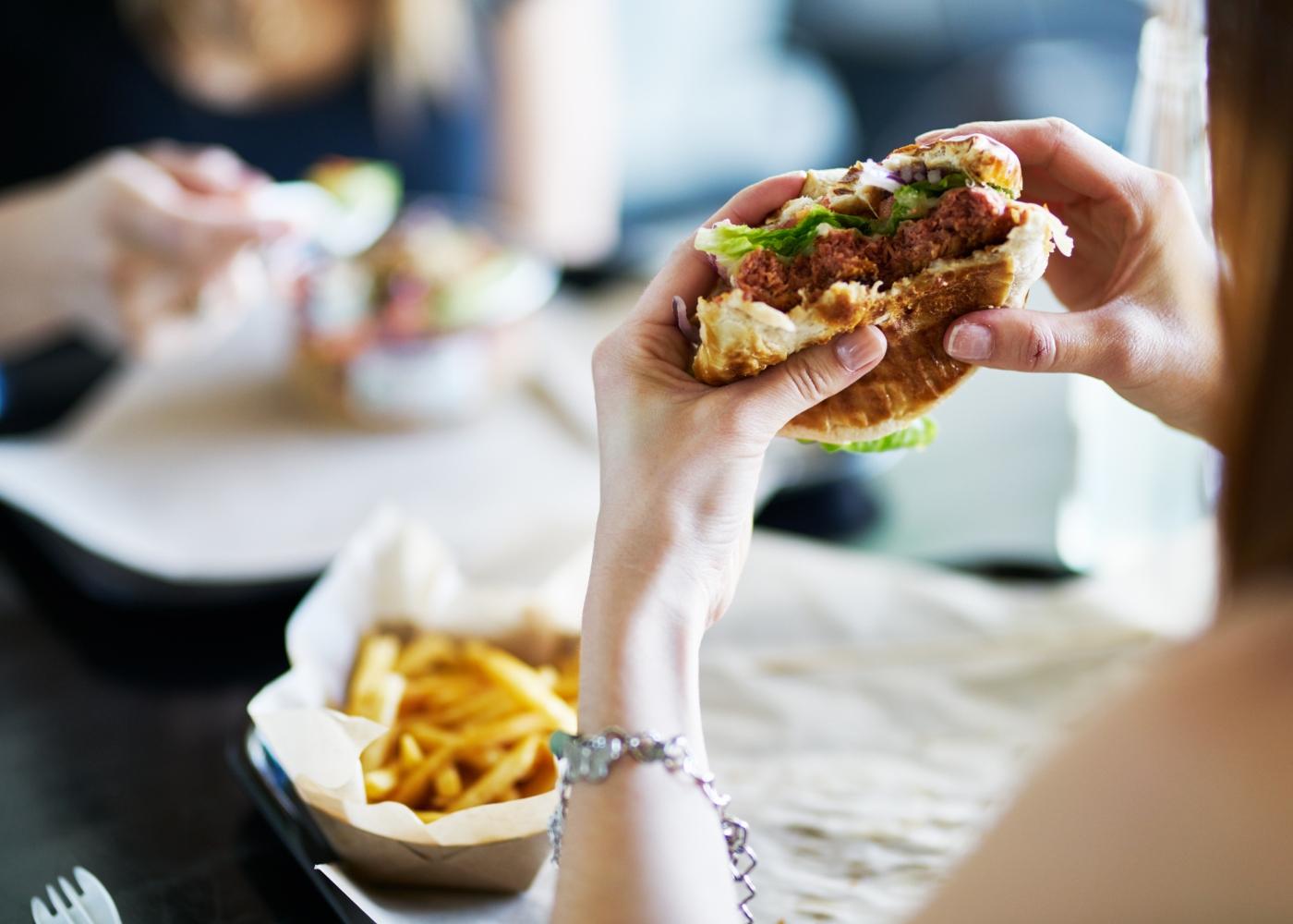 Maus hábitos alimentares