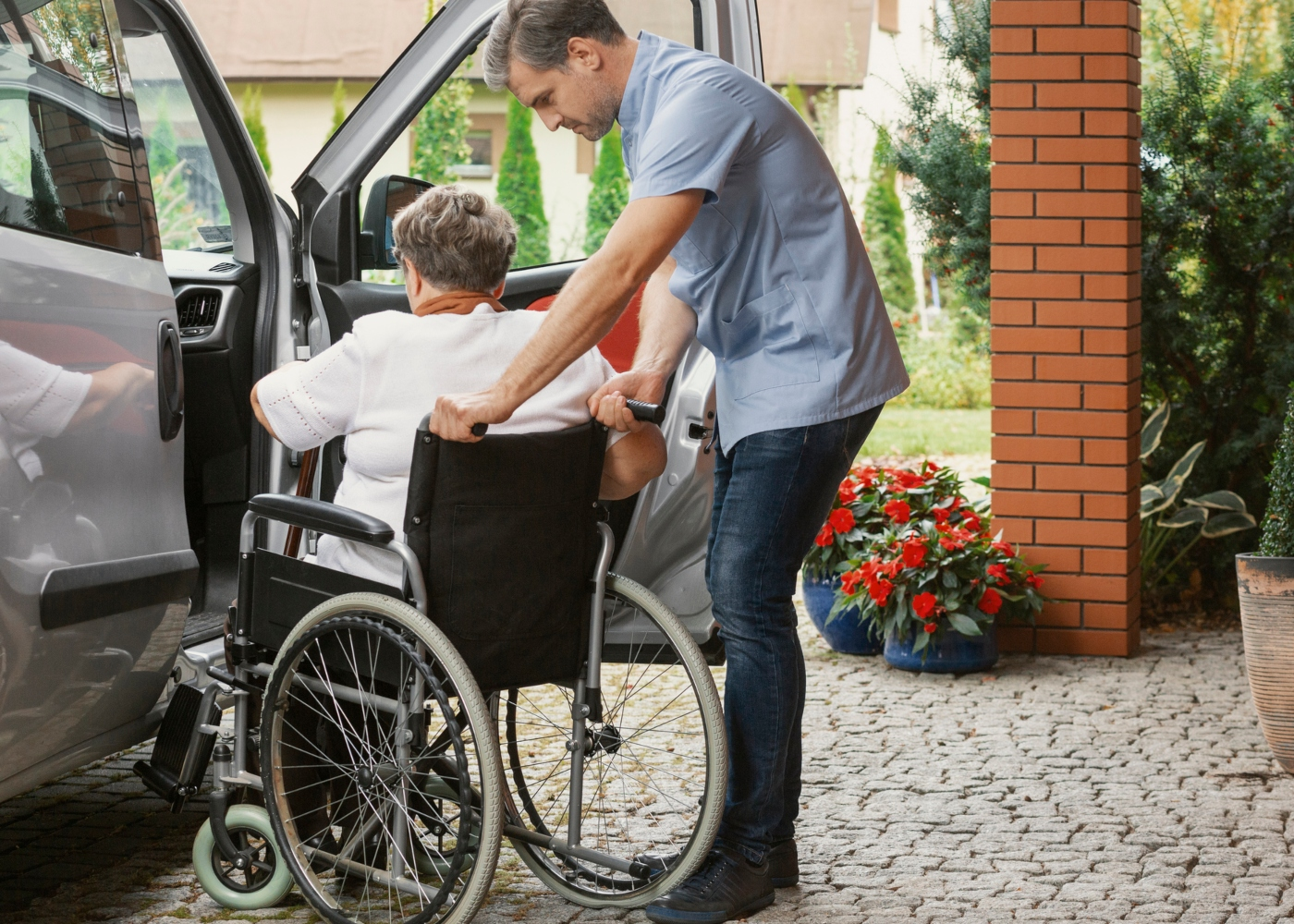 Transporte de doentes