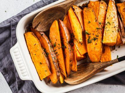 receitas como cozinhar batata-doce