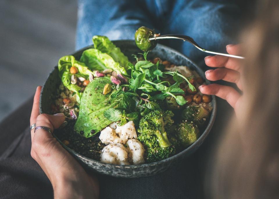 Dieta vegetariana é mais sustentável
