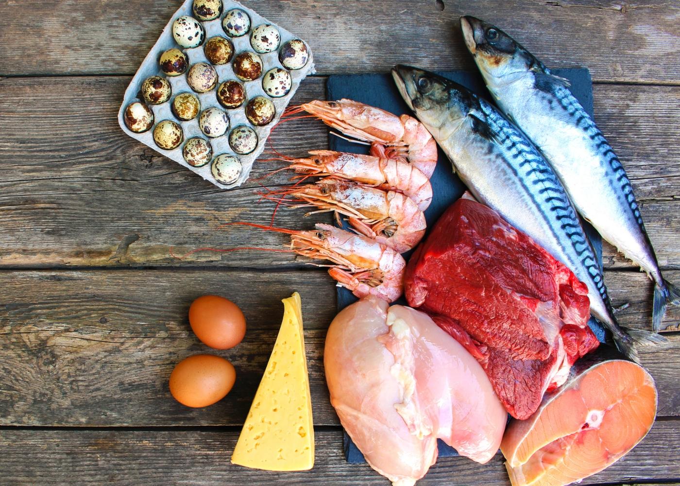 Peixe mais saudável do que a carne