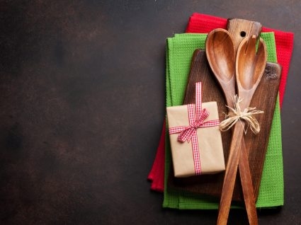 sugestões de prendas de natal para quem adora cozinhar