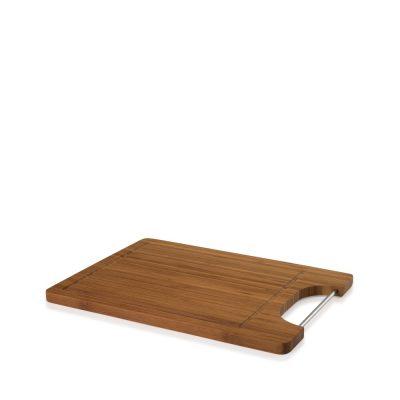 tábua em madeira para cortar
