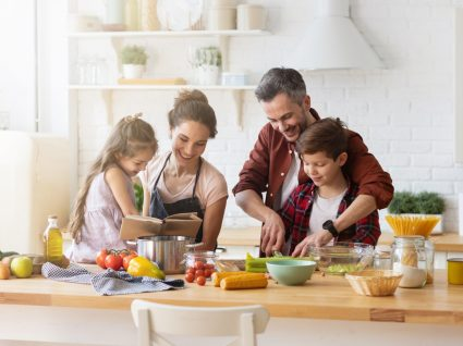 Alterações para uma alimentação mais saudável