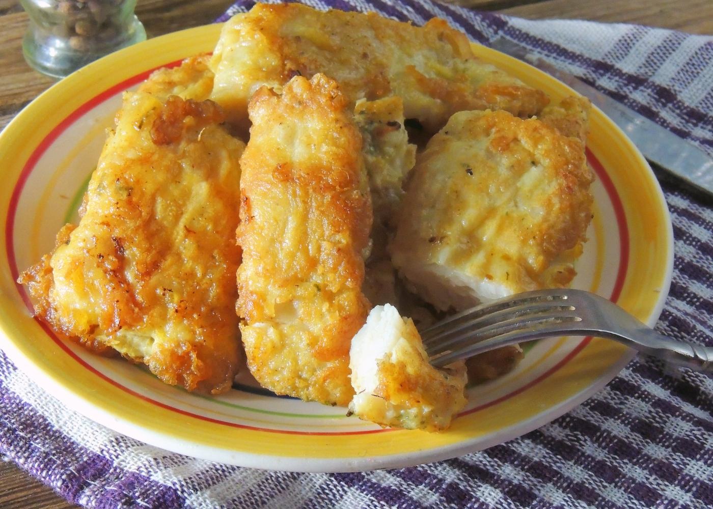 bacalhau frito à minhota