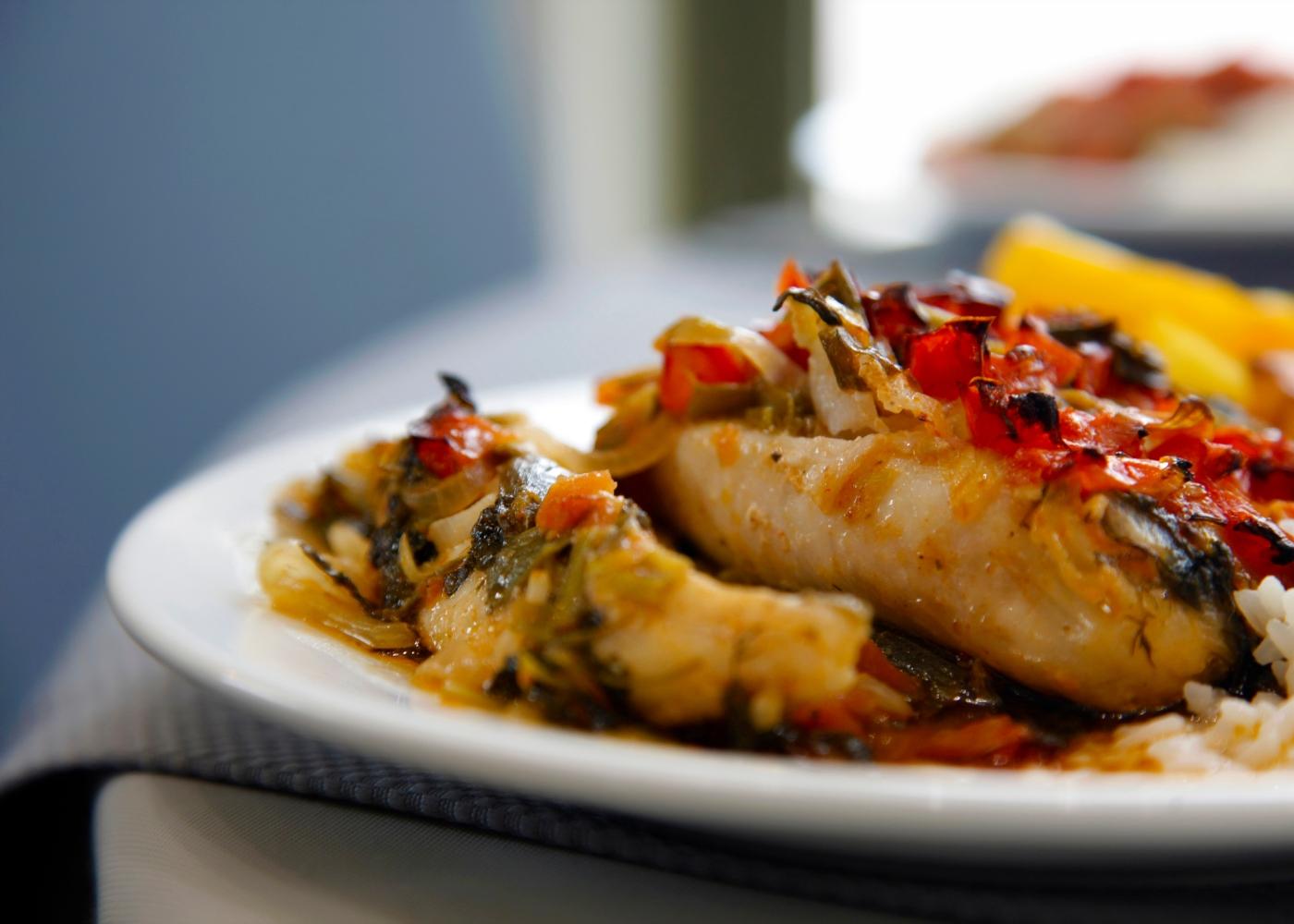 posta de bacalhau gourmet