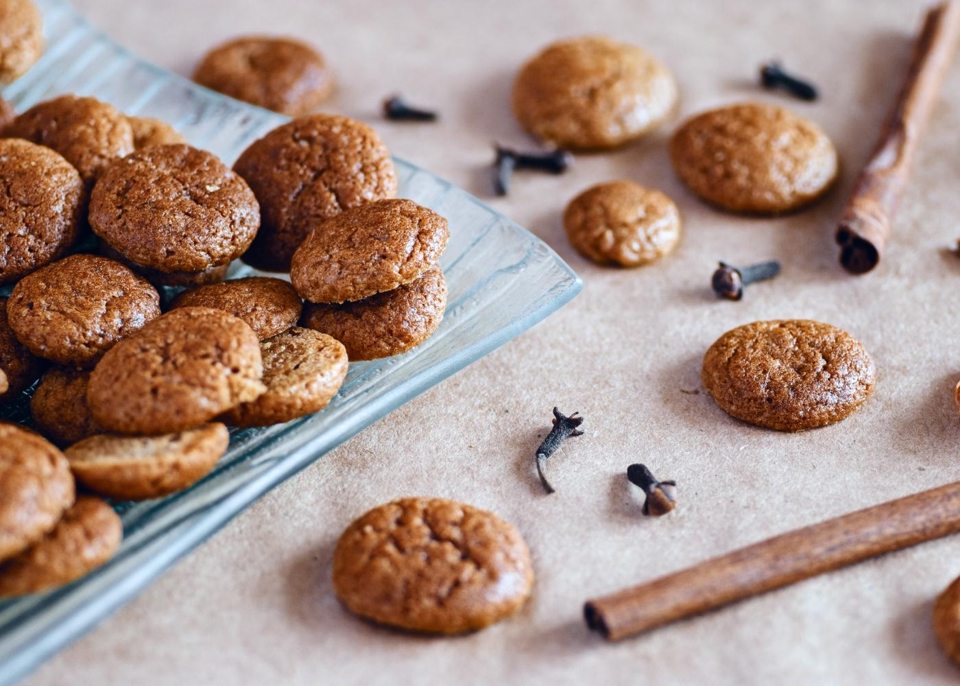 receitas de biscoitos de azeite, canela e limão