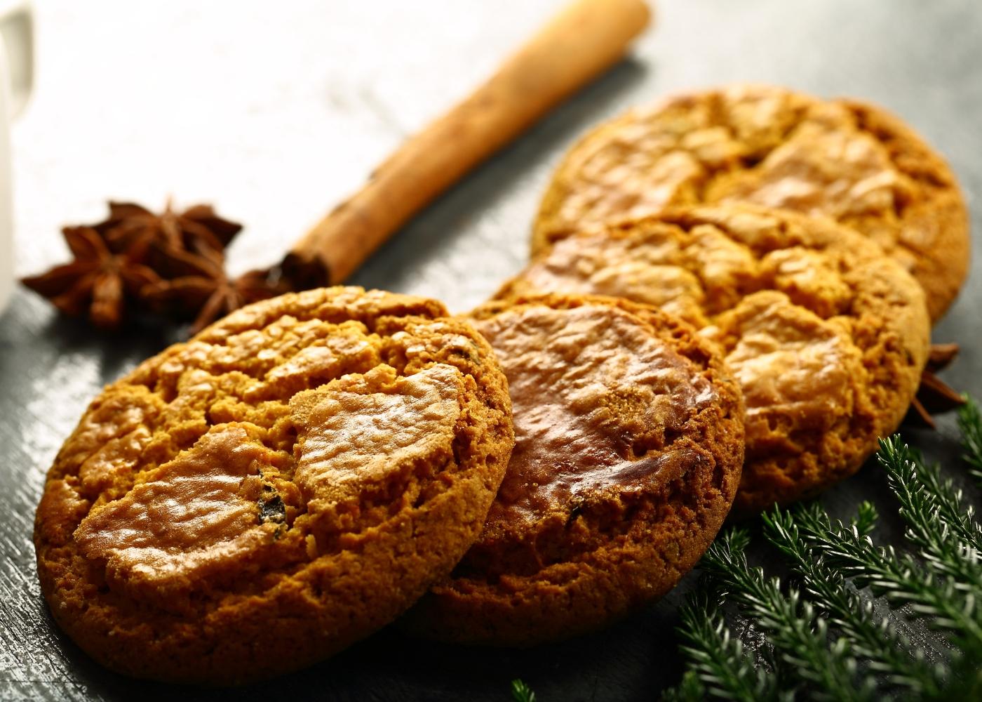 receitas de biscoitos de azeite e canela