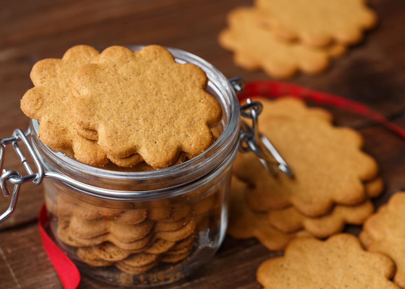 receita de biscoitos de azeite. mel e limão sem glúten