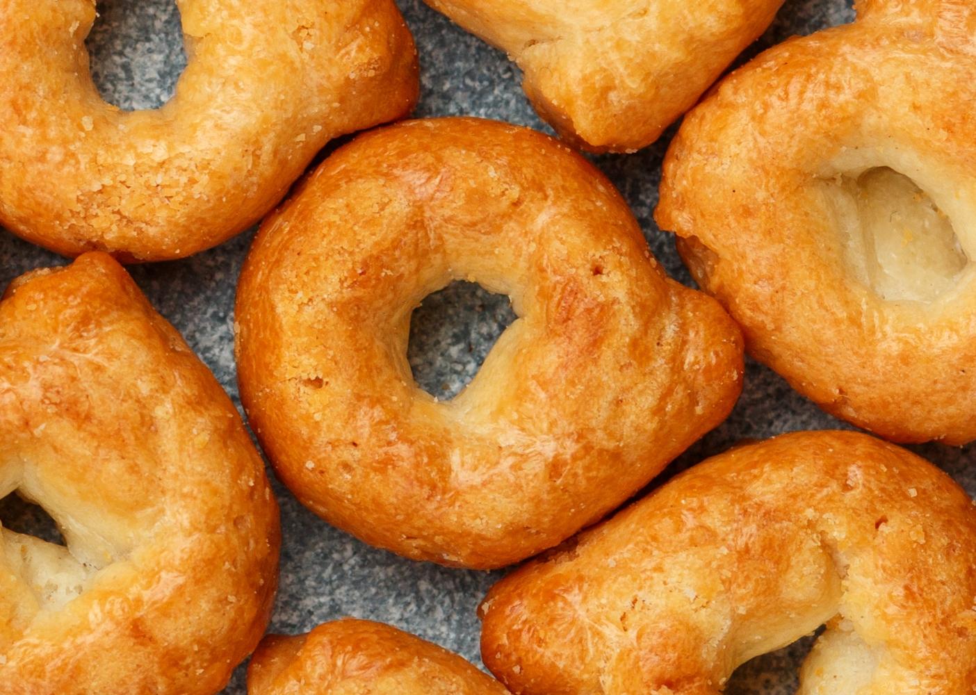 receitas de biscoitos de azeite simples
