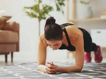 Consciência corporal no treino