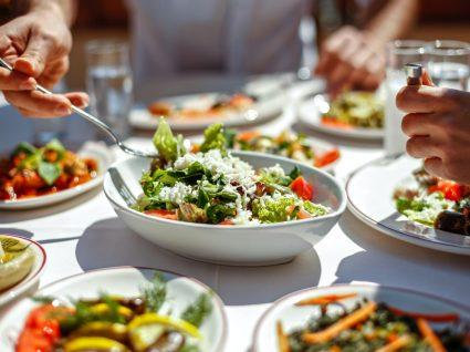 Relação saudável com a comida