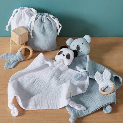 boneco doudou koala