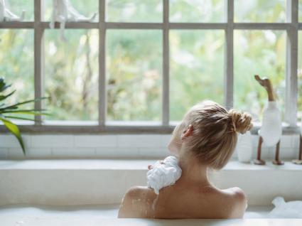 produtos de banho