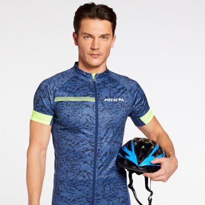 camisola ciclismo